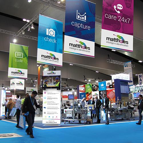Matthews Trade Show Brand Strategy Marketing Campaign Brand Design Boldfish