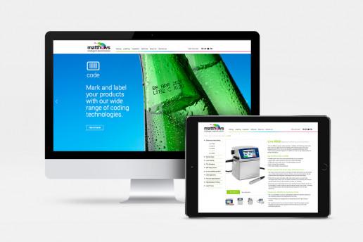Matthews Website Design Brand Strategy Marketing Campaign Brand Design Boldfish