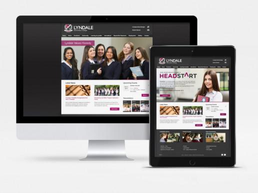 Lyndale Secondary College Website Design Brand Strategy Marketing Campaign Brand Design Boldfish