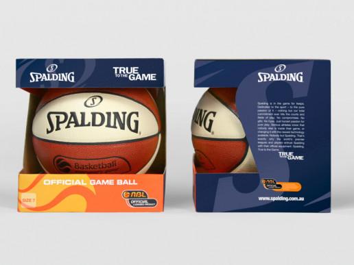 Spalding Ball Packaging Brand Strategy Marketing Campaign Brand Design Boldfish