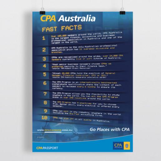CPA Poster Design Brand Strategy Marketing Campaign Brand Design Boldfish