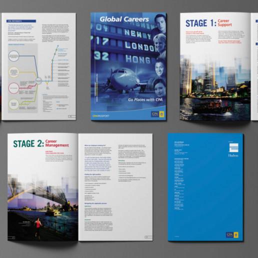 CPA Brochure Design Brand Strategy Marketing Campaign Brand Design Boldfish