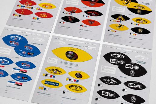 Sherrin Ball Art Design Brand Strategy Marketing Campaign Brand Design Boldfish