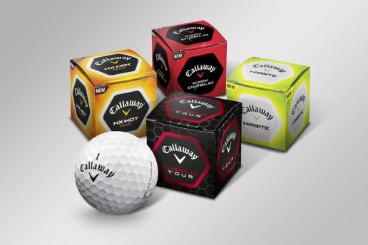 Callaway Tour Balls Brand Strategy Marketing Campaign Brand Design Boldfish