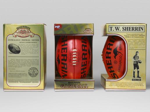 Sherrin Packaging Brand Strategy Marketing Campaign Brand Design Boldfish