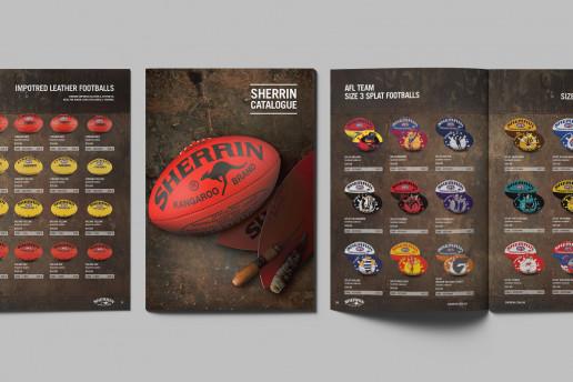 Sherring Catalogue Brand Strategy Marketing Campaign Brand Design Boldfish