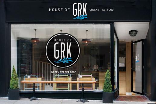 House of GRK Shopfront Brand Strategy Marketing Campaign Brand Design Boldfish