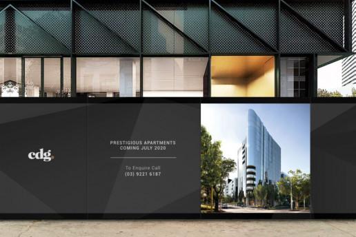 CDG Street Bollard Brand Strategy Marketing Campaign Brand Design Boldfish