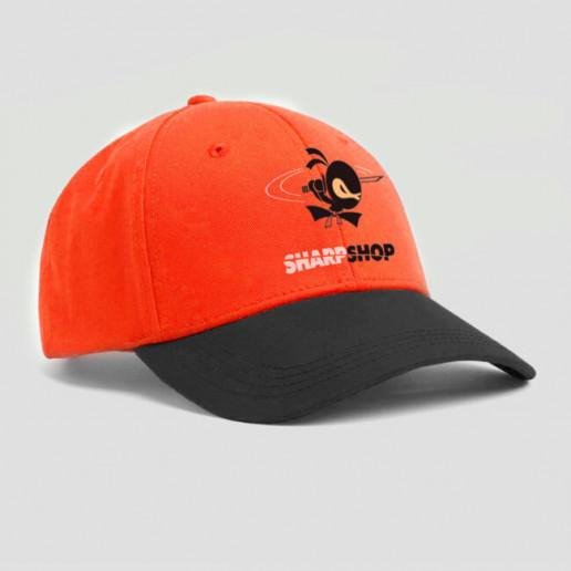 Sharpshop Baseball Cap Brand Strategy Marketing Campaign Brand Design Boldfish