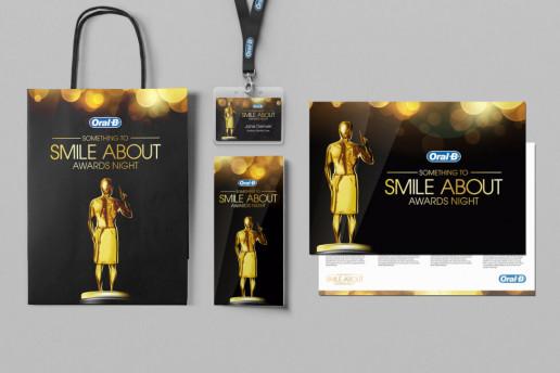 Oral B Collateral Brand Strategy Marketing Campaign Brand Design Boldfish