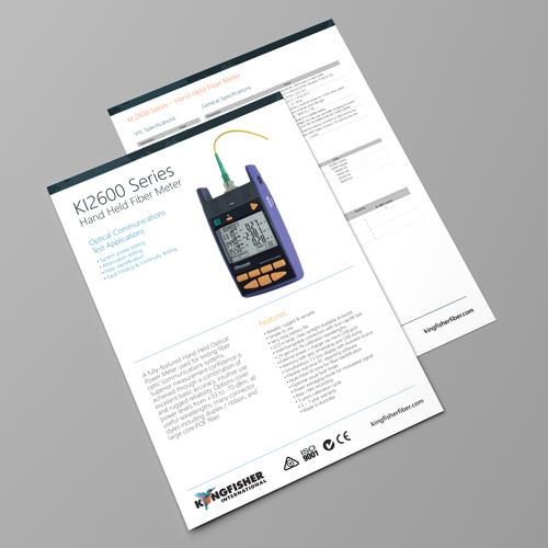 Kingfisher Data Sheets Brand Strategy Marketing Campaign Brand Design Boldfish