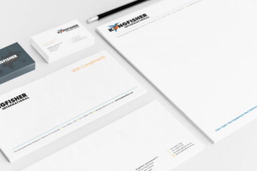 Kingfisher Stationery Brand Strategy Marketing Campaign Brand Design Boldfish