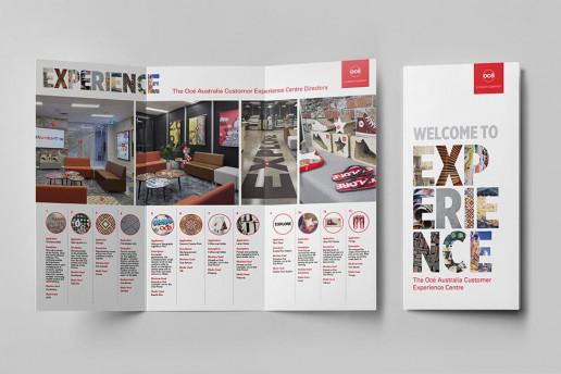 Océ CEC DL Brand Strategy Marketing Campaign Brand Design