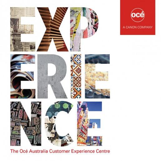 Océ CEC Logo Brand Strategy Marketing Campaign Brand Design