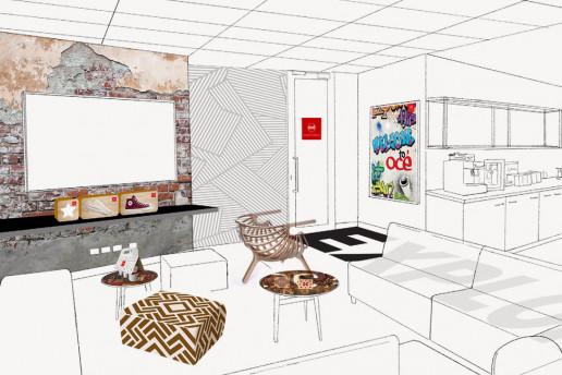 Océ CEC Indoor Plan Brand Strategy Marketing Campaign Brand Design